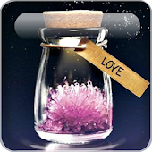 Crystal In a Jar Live WP
