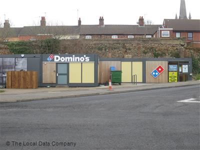 Dominos Pizza On Tayfen Road Pizza Takeaway In Bury St