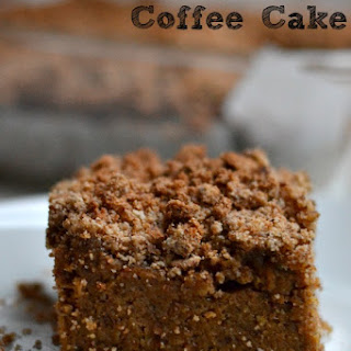 Healthy Pumpkin Coffee Cake Recipes