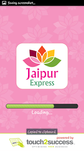 Jaipur Express- screenshot thumbnail