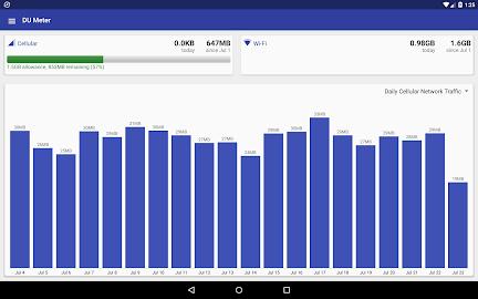 DU Meter Screenshot 5