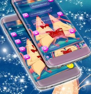 Volná témata pro SMS - náhled