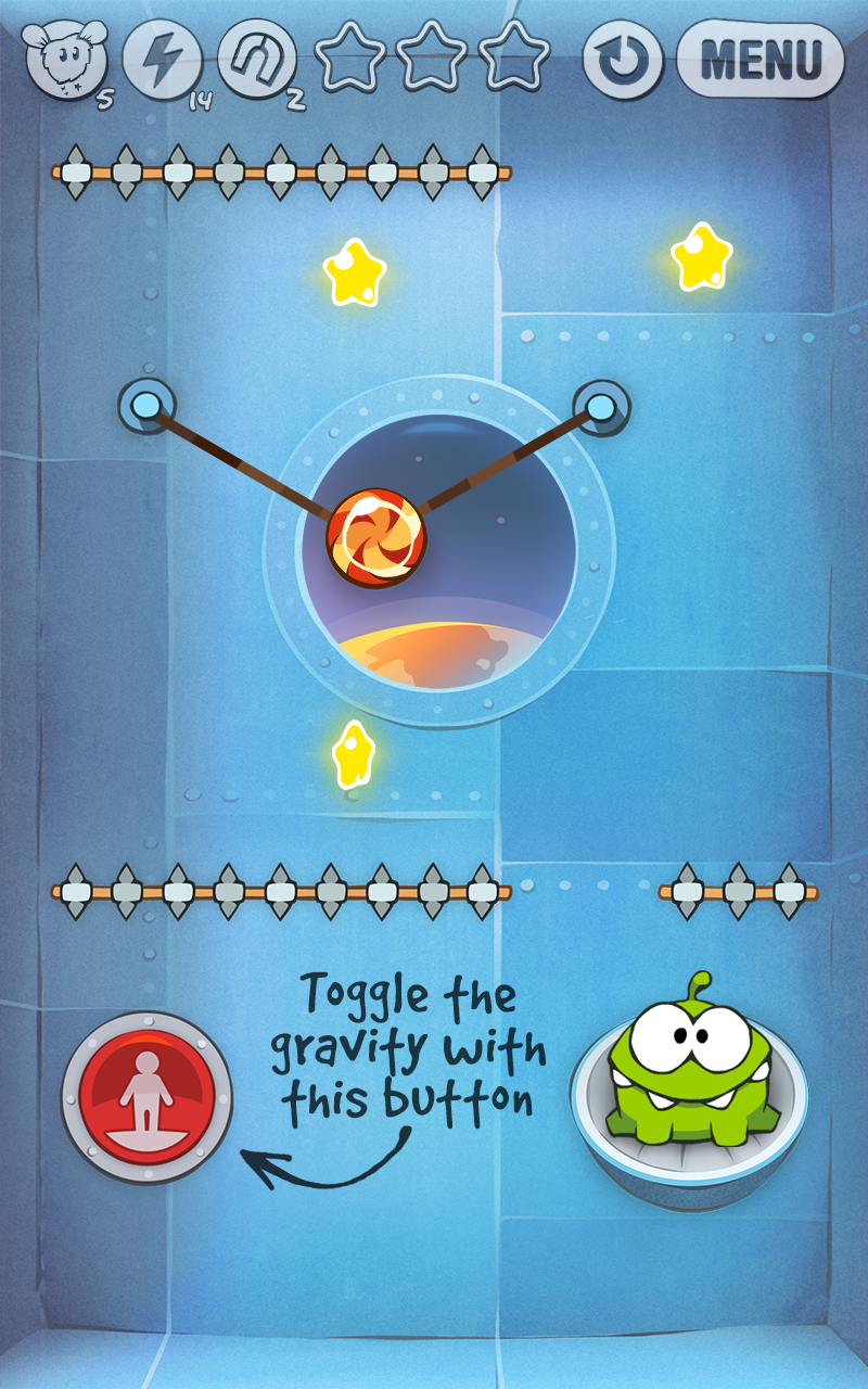 Cut the Rope FULL FREE screenshot #7
