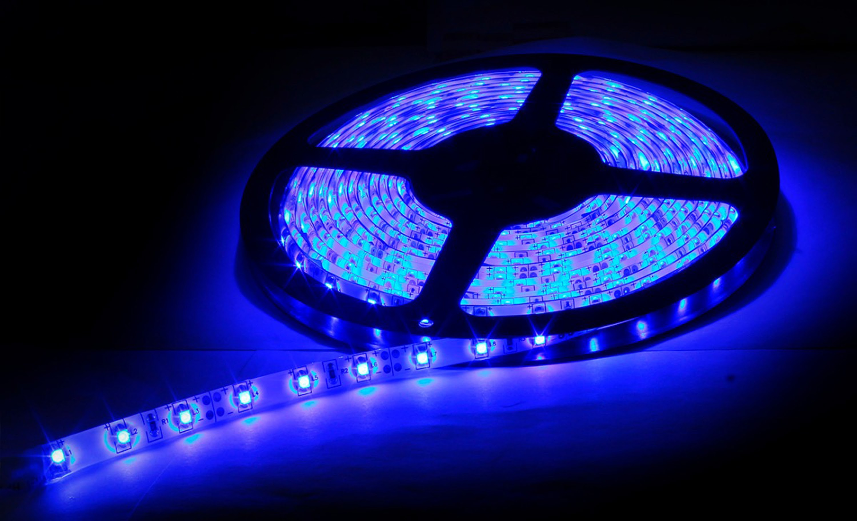 Como iluminar con tiras LED - foto 1