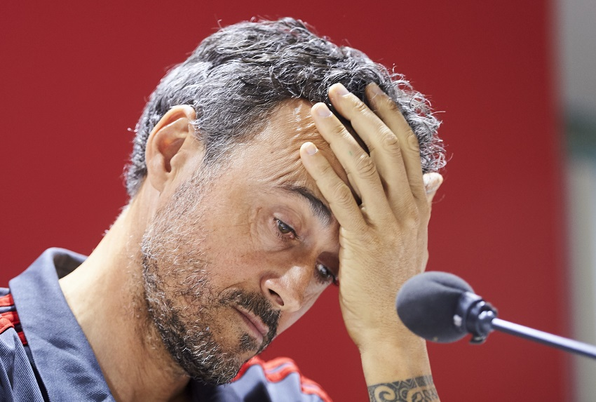 Matches without fans sadder than dancing with your sister - Luis Enrique - SowetanLIVE