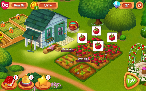 Delicious B&B: Match 3 game & Interactive story 1.10.11 screenshots 18