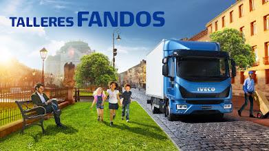 Photo: Nuevo IVECO Eurocargo ver en talleresfandos.com