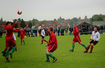 Photo: 21/09/13 v Westminster (North Berkshire League Division 3) 1-4 - contributed by Gary Spooner
