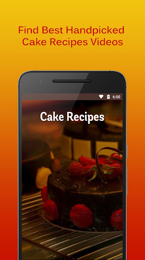 Cake Recipes Videos screenshot