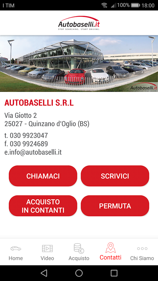Autobaselli- screenshot