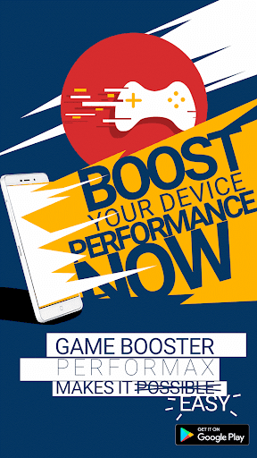 Game Booster PerforMAX 2.9.2 screenshots 1