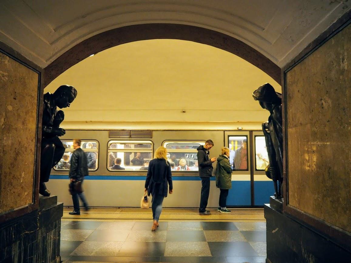 como moverse en Moscú