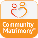 CommunityMatrimony - Most trusted matrimony app Icon