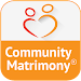 CommunityMatrimony - Most trusted matrimony app Icon