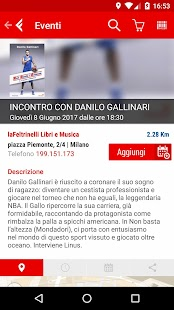 la Feltrinelli mobile- screenshot thumbnail