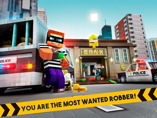 ud83dude94 Robber Race Escape ud83dude94 Police Car Gangster Chase moddedcrack screenshots 4