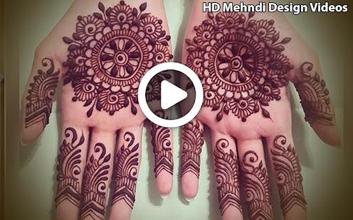 Mehndi Designs On Hips : Simple mehndi designs videos tutorial app report on