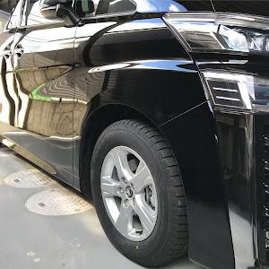 ヴェルファイア AGH30W ZG editionのタイヤのカスタム事例画像 ゆーちゃーさんの2018年12月29日13:50の投稿