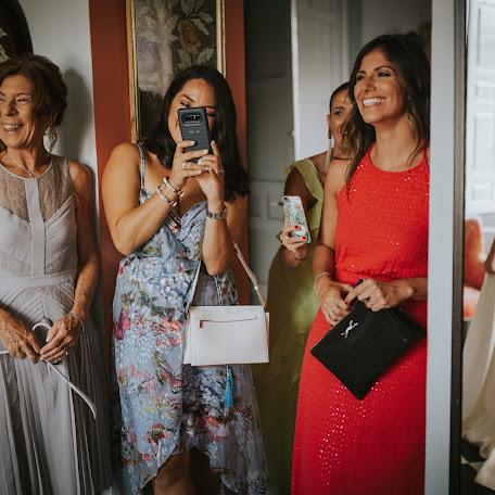 Fotógrafo de bodas Álvaro Guerrero (3Hvisual). Foto del 24.09.2018