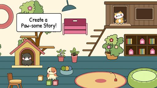 My Cat Townud83dude38 - Free Pet Games for Girls & Boys 1.1 screenshots 12