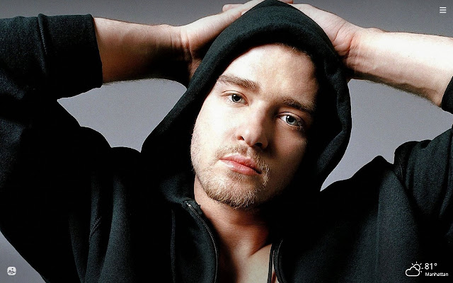 Justin Timberlake HD Wallpapers New Tab Theme