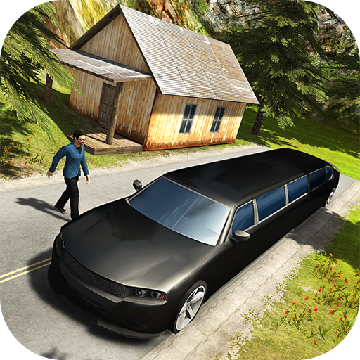 Offroad Hill Limo Pickup Public Transporter