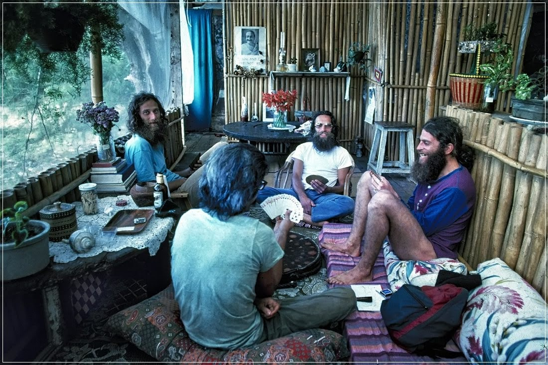 Taylor Camp, o paraíso perdido hippie do Havaí
