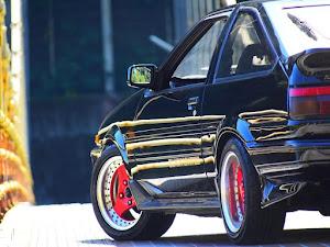 スプリンタートレノ AE86 ブラックリミテッドのカスタム事例画像 鬼斬さんの2018年10月22日19:11の投稿