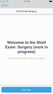 Shelf Exam: Surgery - Programu zilizo kwenye Google Play