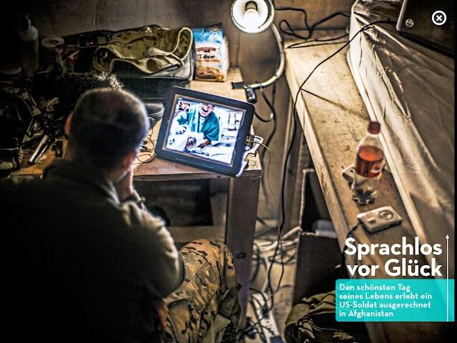 android VIEW Magazin Screenshot 3