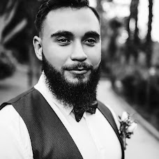 Wedding photographer Aleksandr Bogomazov (AlexanderSimf777). Photo of 18.02.2018