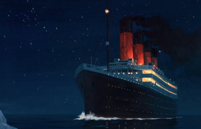 Escape Titanic- screenshot