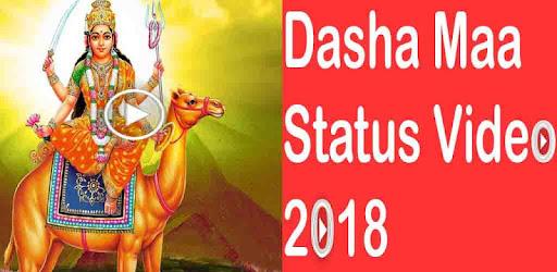 Dasha Maa Status Video 2018 app (apk) free download for