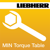 Liebherr MIN Torque Table