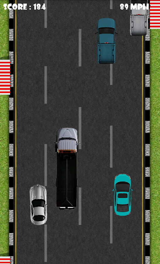 Rush Drive : Traffic Racing- screenshot