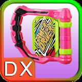 DX Henshin belt for Kamen & Rider Ex-Aid
