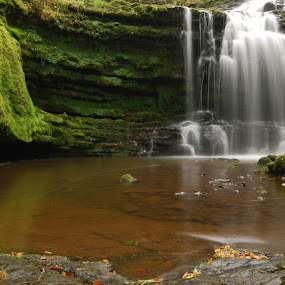 May the Force be with you by David Cozens - Landscapes Waterscapes