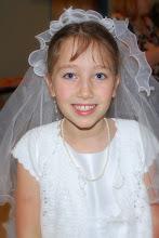 Photo: 29 ... Juliette's 1st Communion