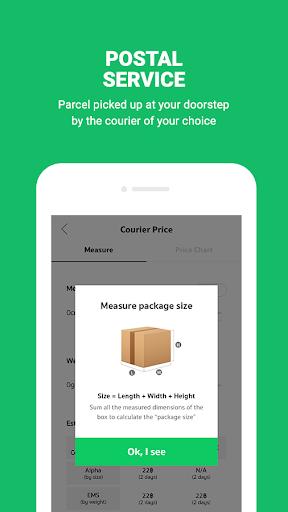 LINE MAN: Taxi, Food, Postal Apk apps 4