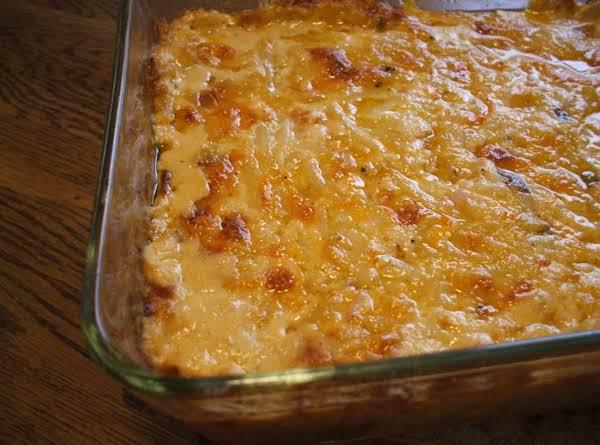 Hash Brown Casserole-annette's Recipe