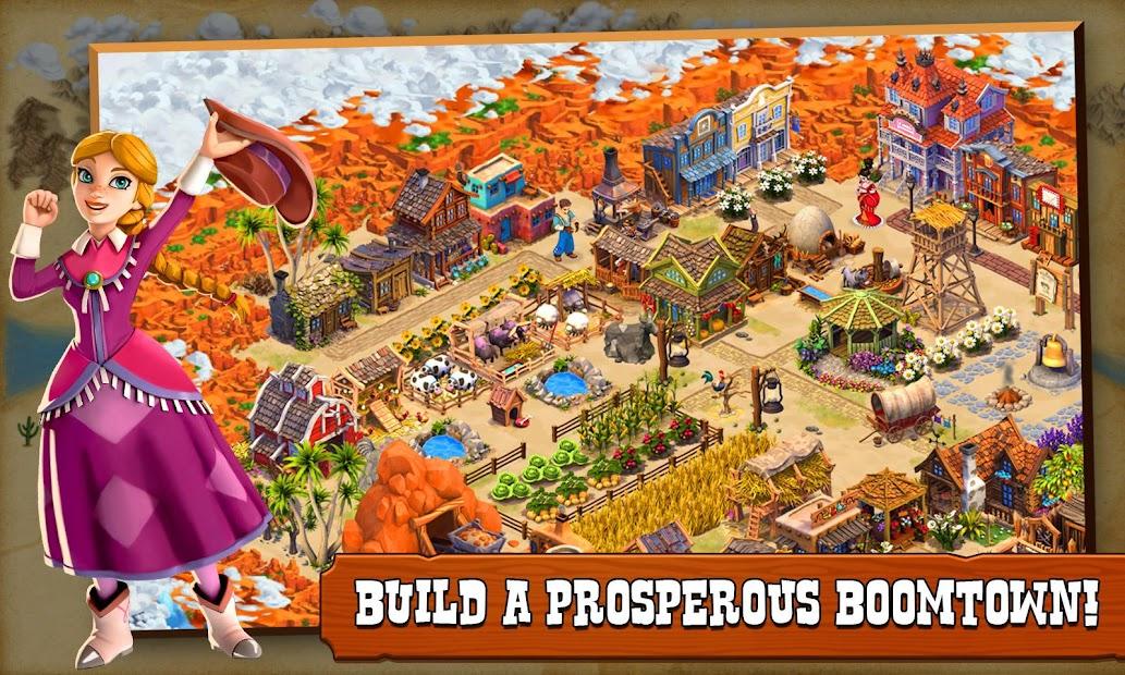 Westbound:Perils Ranch screenshot 7