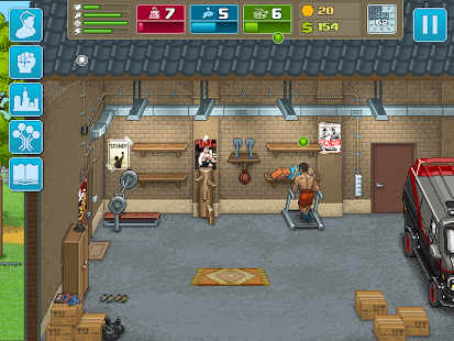 Punch Club Screenshot