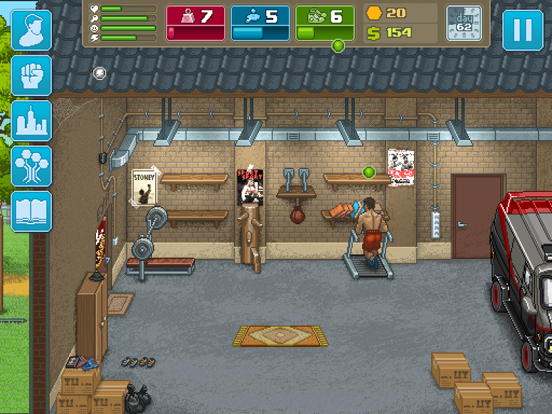 Punch Club - Fighting Tycoon Screenshot 14
