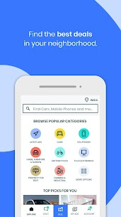 OLX: Buy & Sell Near You with Online Classifieds 2