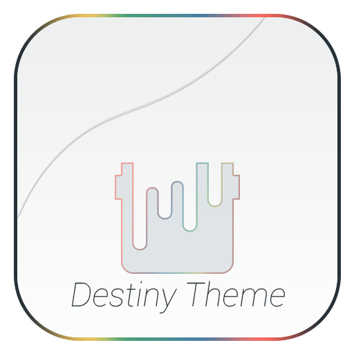 Destiny  Theme CM 12.1 - CM13