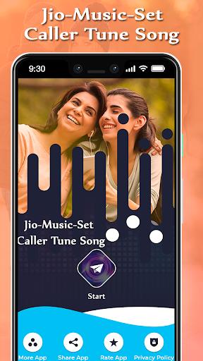 Jio-Music-Set Caller Tune Song 2.0 screenshots 1