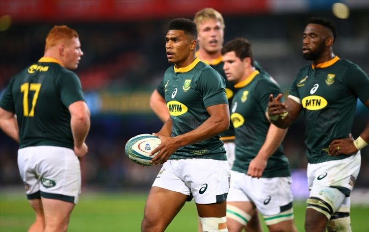 Willemse offers Erasmus the X-factor and variety in attack' not that' that will be the Springboks' go-to setting once they hit the knock out stages of the tournament.