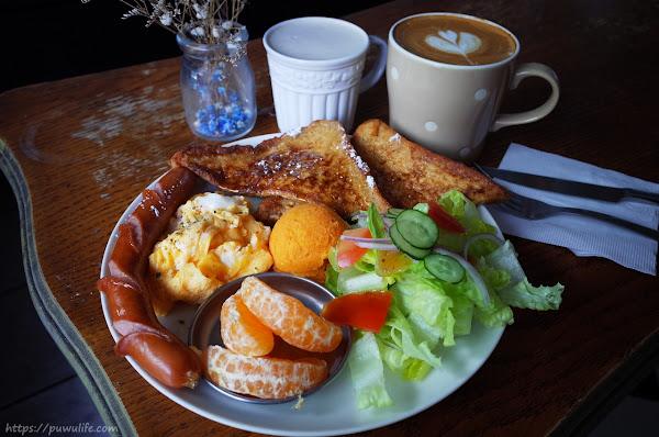 Rooster cafe & vintage | 中山區。公雞咖啡享受與女朋友的早午餐♥(捷運中山站/南京西路)