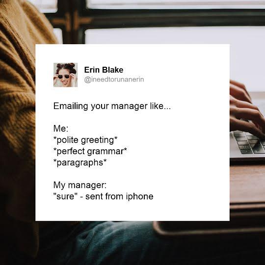Perfect Grammar - Instagram Post Template