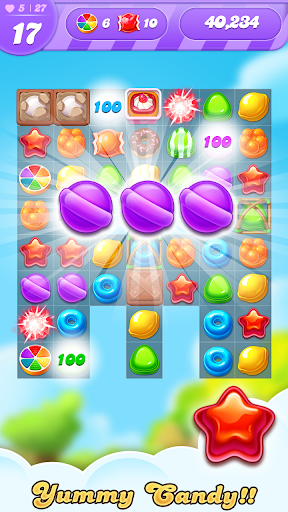Candy Bomb Blast apktram screenshots 5